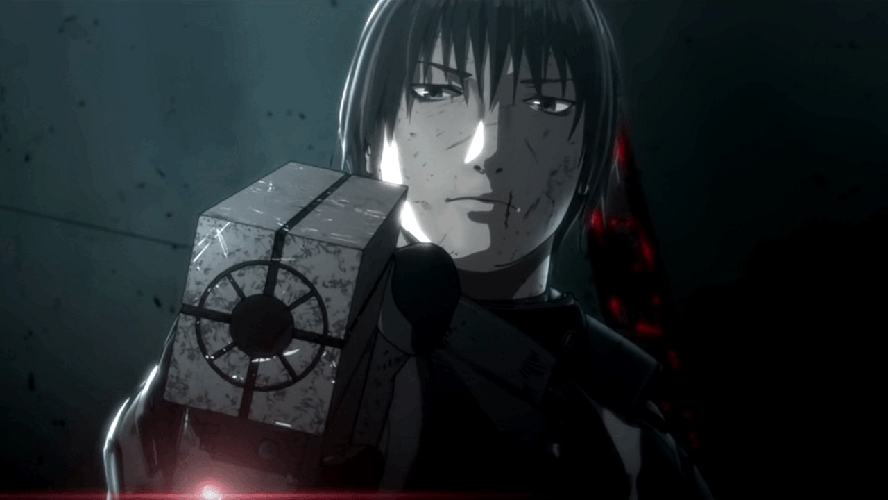 the blame Description killy (霧亥 kirii) is a fictional character from the manga series blame, by tsutomu nihei.
